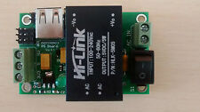 AC 240V to DC 5V, 3.3V/1A 5W Power Supply for Raspberry Pi, Arduino, ESP8266