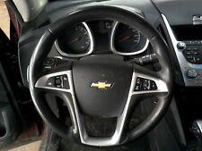 Leather Steering Wheel 2010 Equinox Sku#1999837