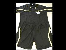 """NO DISSENT""  Black Soccer Referee Gear $20 - Size L"