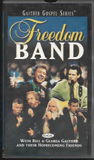 FREEDOM BAND (VHS) VIDEO PAL UK FORMAT GOSPEL BILL & GLORIA GAITHER RANDY TRAVIS