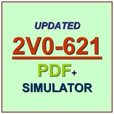 VMware 2V0-621 Professional 6 Data Center Virtualization DCV Exam Test QA+SIM