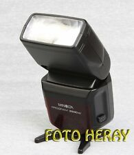 Minolta FLASH program 3500xi 44045/6817