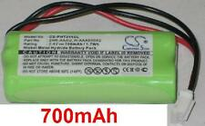 Batterie 700mAh type 2HR-AAAU H-AAA600X2 Pour Philips Kala VOX 300