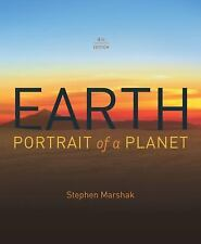 Earth Portrait Of A Planet by Stephen Marshak 4th Edition US
