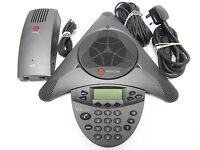 Polycom SoundStation VTX 1000 Conference Phone  - 3 Months Warranty