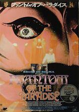 PHANTOM OF THE PARADISE Japanese B2 movie poster R88 BRIAN DE PALMA