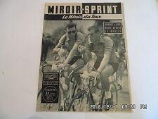 MIROIR SPRINT 29/07/1955 BRANKART BOBET    I6