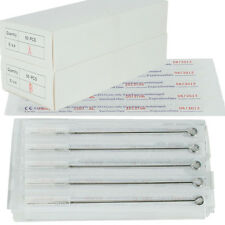 200Pcs Disposable Sterile Tattoo Needles Mix Size 3 5 7 9 RL 5 7 9 RS 5 7 9 M1