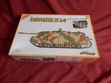 1/35 Dragon Cyber Hobby German Panzer JagdPanzer IV A - O PE Prts 4 Bonus Troops