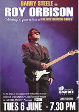 THE ROY ORBISON STORY LIVERPOOL EMPIRE THEATRE PROMO FLYER BUY 2 GET 1 FREE