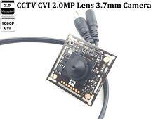 CCVT HD-CVI 1080P 2.0MP 3.7mm lens Spy Pinhole CCTV Security Mini HD CVI Camera