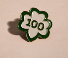 Girl Scout 100th Anniversary Trefoil Pin - Pre-Owned
