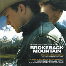 CD Gustavo Santaolalla Brokeback Mountain (Original Motion Picture Soundtrack)