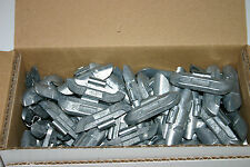 50 x 25g KNOCK-ON ZINC BALANCE WEIGHTS FOR STEEL WHEELS MADE IN GERMANY