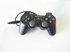 Playstation2 - original Sony Controller Dual Shock 2 schwarz PS2