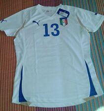 MAGLIA N. 13 DELLA NAZIONALE ITALIANA DI CALCIO