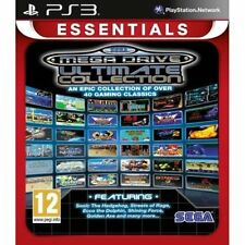 SEGA Mega Drive Ultimate Collection Game Essentials PS3 NEW SEALED FAST DISPATCH