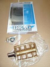 Genuine Brass Heavy Duty  Kick Start Pedal For Harley Davidsons And Customs,