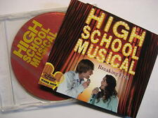 "HIGH SCHOOL MUSICAL ""BREAKING FREE"" - MAXI CD - SOUNDTRACK - O.S.T."