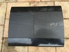 PS3 SONY PLAYSTATION 3 SuperSlim Super Slim 60GB Console Only