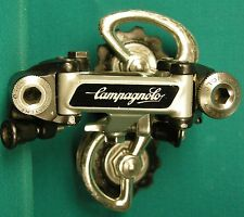 EXCELLENT Campagnolo Super Record Rear Derailleur - Pat. 81 -  Minimal Wear