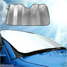 Casual Foldable Car Windshield Visor Cover Front Rear Block Window Sun Shade UK