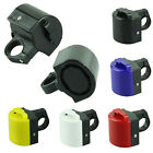 New Colorful Electronic Alarm Bell Horn For Bicycle Loudly Bike Outdoor Cycling
