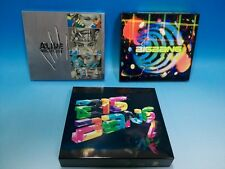 CD+DVD BIGBANG JAPAN Album SET BIGBANG BIGBANG2 ALIVE MONSTER EDITION