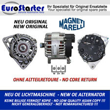 Alternador alternator 85a nuevo New original Marelli 63377462 Perkins 2871a303