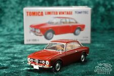 [TOMICA LIMITED VINTAGE LV-155a 1/64] ALFA ROMEO 1750 GTV (Red)