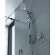 BRISTAN ARTISAN EVO HP REAR FED THERMOSTATIC MIXER SHOWER DIGITAL CONTROL WHITE