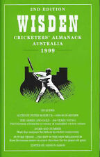 Wisden Cricketers' Almanack Australia 1999 (Wisden), , Very Good