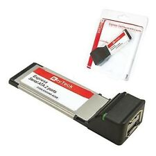ADATTATORE PER NOTEBOOK SLOT EXPRESSCARD 34 MM EXC-SATA 2 PORTE KEYTECK NUOVO