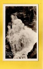 RPPC Manitou Falls,Finch's Resort, Little Marais,MN Minnesota