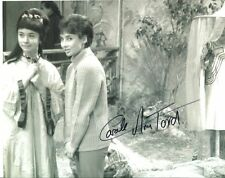 Carol Ann Ford Photo Signed In Person - Doctor Who - A600