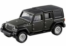 Tomica - Jeep Wrangler No. 80 1/65 Diecast Collectible (Limited Color)