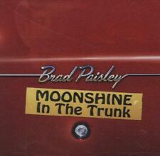 BRAD PAISLEY - MOONSHINE IN THE TRUNK   - CD NEUWARE