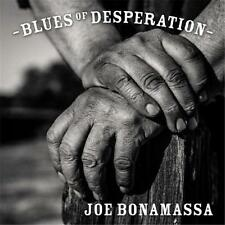 JOE BONAMASSA BLUES OF DESPERATION CD NEW