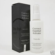 MIZON Correct Essential Activator 100ml Whitening Anti-Wrinkle Moisturizing