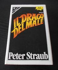 Il drago del male - Peter Straub - Prima Edizione Sperling & Kupfer Pandora -