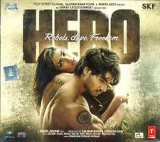 HERO (2015) - BOLLYWOOD HINDI AUDIO CD