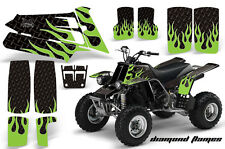 AMR Racing Yamaha Banshee 350 Decal Graphic Kit ATV Quad Wrap  87-05 DMNDFLAME G