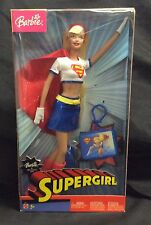 "2004 Mattel DC Comic Barbie ""Supergirl"" Mint in Box 12"" Doll"