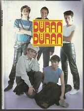 DURAN DURAN SPECIAL RARE hardback book 64  pages Octopus Books 1984