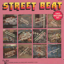 V.A. - Street beat (Vinyl 2LP - 1984 - US - Reissue)