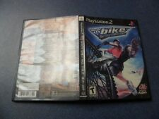 Gravity Games Bike CD and Case Sony Playstation 2