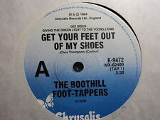 """Boothill Foot-tappers """"Get Your Feet Out.."""" Rare Oz 7"""""""