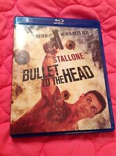 BULLET TO THE HEAD BLU-RAY 2013 MOVIE SYLVESTER STALLONE