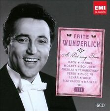 Icon: Fritz Wunderlich - A Poet among Tenors, New Music