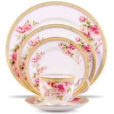 Noritake Hertford 60Pc China Set, Service for 12